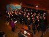 Rhythmicals zusammen mit DaCapo auf Begegnungskonzert in Lindorf 2010