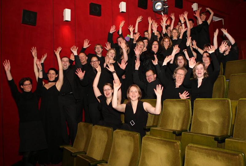 Rhythmicals im ehemaligen Kinosaal UpStairs, Esslingen