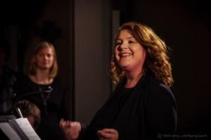 Chorleiterin Ellen Strauß-Wallisch