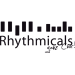 Rhythmicals-Logo Schwarz/Weiß